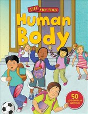Human Body (Lift-the-Flap) - Brooks, Susie