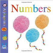 Numbers (Alphaprints) - Priddy, Roger