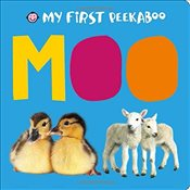 Moo (My First Peekaboo) - Priddy, Roger