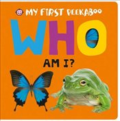 Who am I? (My First Peekaboo) - Priddy, Roger