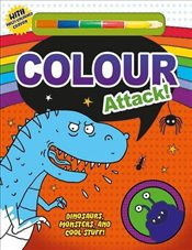 Colour Attack! (Colour it!) - Priddy, Roger