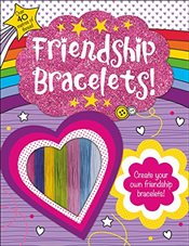 Friendship Bracelets (Awesome Activities) - Priddy, Roger