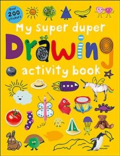 My Super Duper Doodle Activity Book (My Super Duper Activity Books) - Priddy, Roger