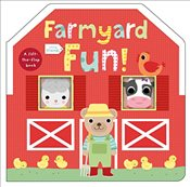 Farmyard Fun (Little Friends) - Priddy, Roger