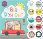 Big Day Out (Little Friends) - Priddy, Roger
