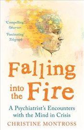 Falling into the Fire: A Psychiatrists Encounters with the Mind in Crisis - Montross, Christine