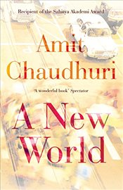 New World - Chaudhuri, Amit