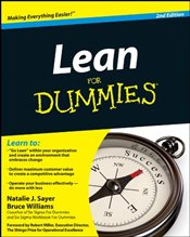 Lean for Dummies (For Dummies (Business & Personal Finance)) - Sayer, Natalie J.