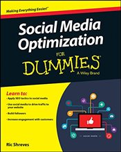 Social Media Optimization For Dummies - Shreves, Ric