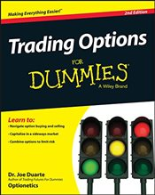 Trading Options For Dummies - Duarte, Joe