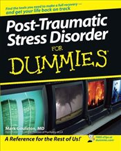 Post-Traumatic Stress Disorder For Dummies - Goulston, Mark
