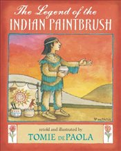 Legend of the Indian Paintbrush -