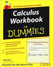 Calculus Workbook For Dummies - Ryan, Mark