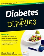 Diabetes For Dummies - Rubin, Alan L.