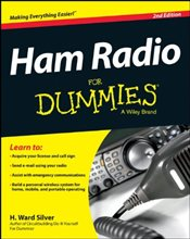 Ham Radio For Dummies - Silver, H. Ward