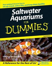 Saltwater Aquariums For Dummies - Skomal, Gregory