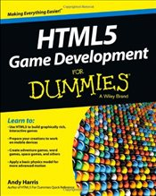 HTML5 Game Development For Dummies(R) - Harris, Andy