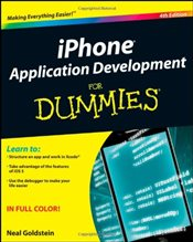 iPhone Application Development For Dummies - Goldstein, Neal