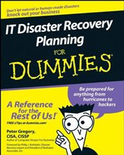 IT Disaster Recovery Planning For Dummies - CISSP, Peter H. Gregory CISA