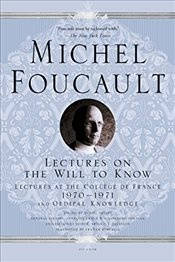 Lectures on the Will to Know  - Foucault, Michel