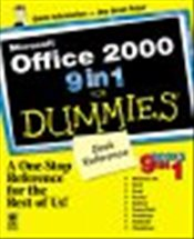 Microsoft Office All in One For Dummies - Harvey, Greg