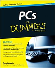 PCs For Dummies - Gookin, Dan
