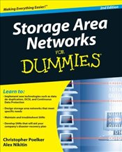 Storage Area Networks for Dummies, 2nd Edition - Poelker, Christopher