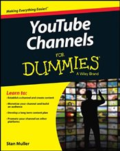 YouTube Channels For Dummies - Ciampa, Rob