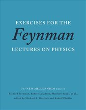 Exercises for the Feynman Lectures on Physics - Feynman, Richard P.