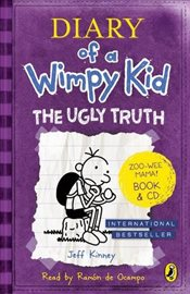Diary of a Wimpy Kid - The Ugly Truth - Kinney, Jeff