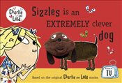 Charlie and Lola: Sizzles is an Extremely Clever Dog Finger Puppet Book - Child, Lauren