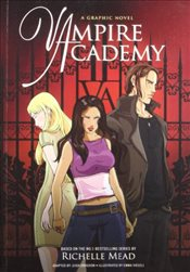 Vampire Academy: A Graphic Novel - Mead, Richelle