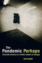 Pandemic Perhaps : Dramatic Events in a Public Culture of Danger - Caduff, Carlo