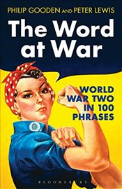 Word at War - Gooden, Peter Lewis Philip