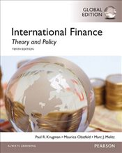 International Finance 10e : Theory and Policy, Global Edition - Krugman, Paul R.
