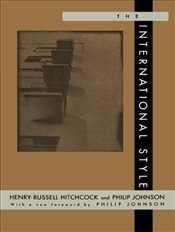 International Style - Hitchcock, Henry Russell