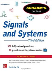 Schaums Outline of Signals and Systems 3e - HSU, HWEI P.