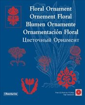 Floral Ornament : With CDROM -