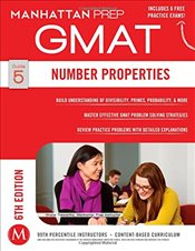 Number Properties GMAT Strategy Guide 6e -