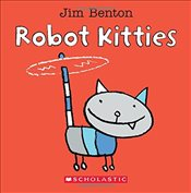 Robot Kitties - Benton, Jim
