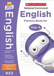 National Curriculum English Practice - Year 4 (100 Lessons - 2014 Curriculum) - Scholastic,