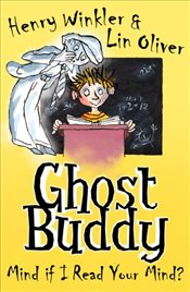 Mind if I Read Your Mind? (Ghost Buddy) - Winkler, Henry
