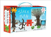Stick Man Book & Floor Puzzle Gift Set - Donaldson, Julia