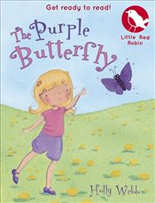 Magic Molly: The Purple Butterfly (Little Red Robin) - Webb, Holly
