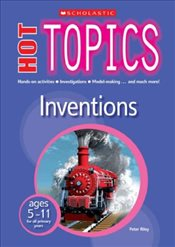 Inventions (Hot Topics) - Riley, Peter