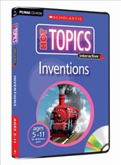 Inventions CD Rom (Hot Topics) - Riley, Peter