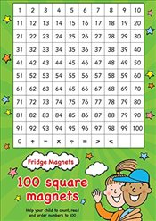 Maths 100-Square (Scholastic Magnets) - Scholastic,
