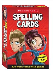 Scholastic Spelling Cards: Spellings for Years 3-4 - Scholastic,