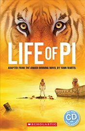 Life of Pi (Scholastic Readers) - Martel, Yann