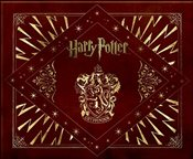 Harry Potter Gryffindor Deluxe Stationary Set - Insight Editions